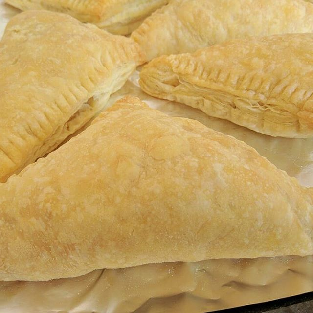 Lotus Apple Turnovers