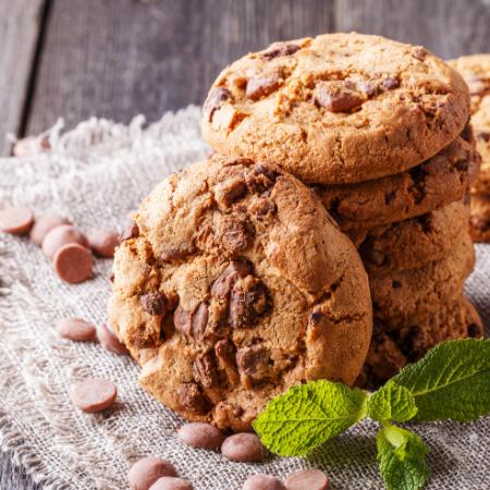 Praline Nougat Cookies