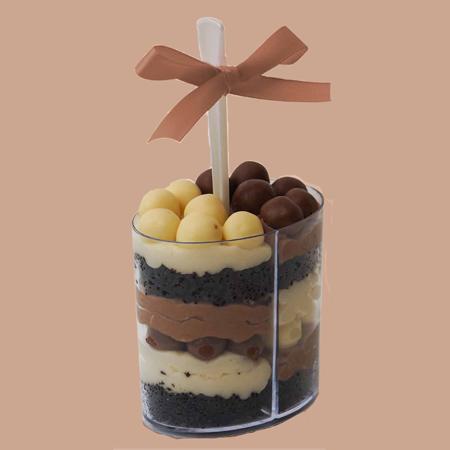 Chocolate Nougat Mousse