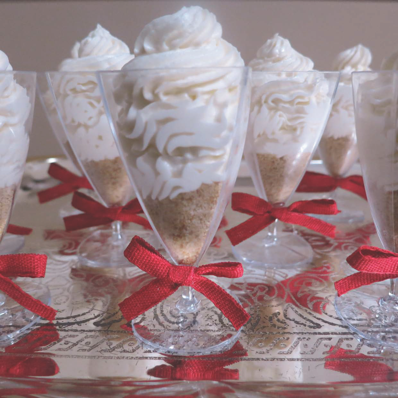 Vanilla Chocolate Mousse